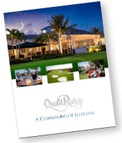 Quail Ridge Lifestyle Digital Brochure