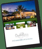 Quail Ridge Lifestyle Free Brochure